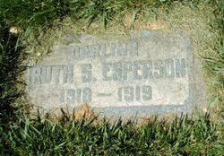 Ruth Sarah Esperson