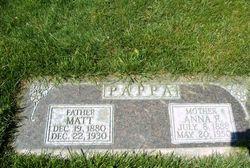 Ann <I>Radovich</I> Pappa