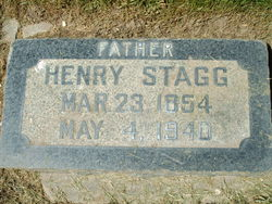 """Henry Sellwood """"Harry"""" Stagg"""