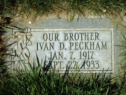 Ivan Dudley Peckham
