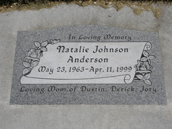 Natalie <I>Johnson</I> Anderson