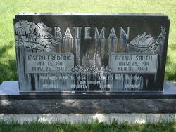 Joseph Frederic Bateman