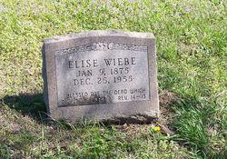Elise Wiebe