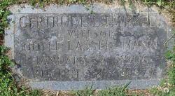 Gertrude L. <I>Harrell</I> Mann