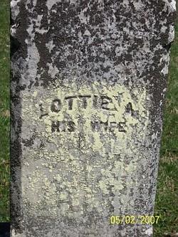 Lottie A Carr