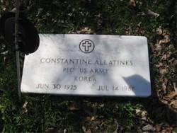 "Constantine ""Gus"" Allatines"