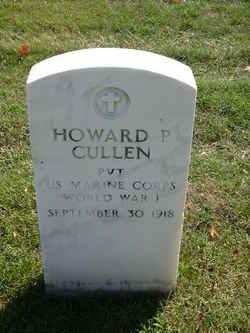 Howard Preston Cullen