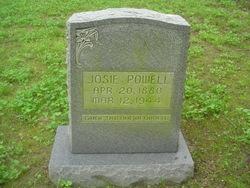Josie <I>Smith</I> Powell