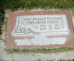 Fern <I>Orton</I> Fisher