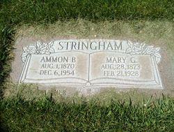 Mary <I>Gilmer</I> Stringham