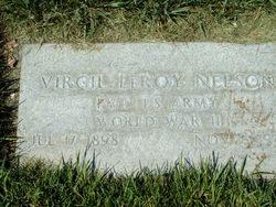 Virgil LeRoy Nelson