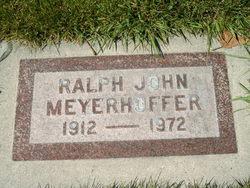 Ralph John Meyerhoffer