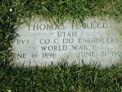 Thomas Henry Reed