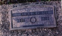 Grace Marie Gardner