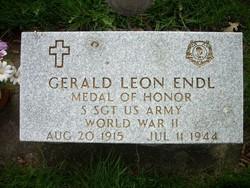 "Gerald Leon ""Sparrow"" Endl"