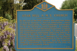 Star Hill AME Cemetery