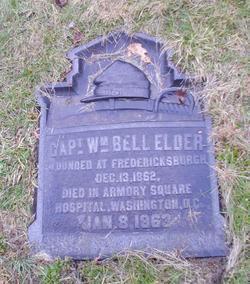 Sgt William B Elder
