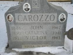 SSGT Victor John Carozzo