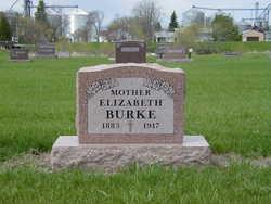 Elizabeth <I>Schmitz</I> Burke