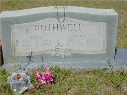 Benjamin Louis Rothwell