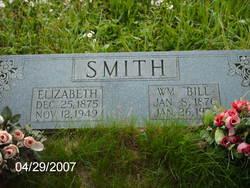 Elizabeth <I>Gadd</I> Smith