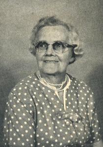 Edith Nora Wright