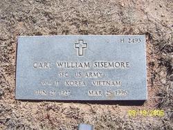 Carl William Sisemore