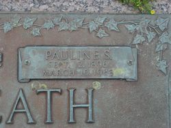 Pauline <I>Shearin</I> Gilbreath
