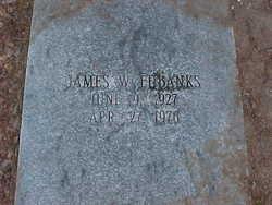 James Willie Eubanks