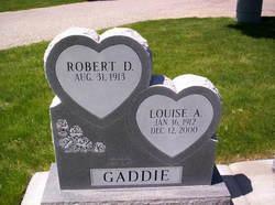 Aldura Louise <I>Couzens</I> Gaddie