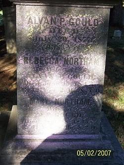 Mary <I>Northam</I> Gould