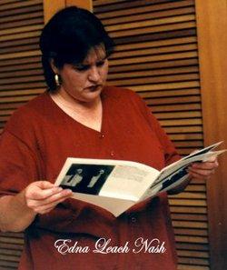 Edna Maria <I>Leach</I> Nash
