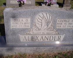George D. Alexander