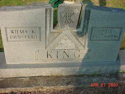 Wilma K. King