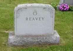 Mary S <I>Fitzpatrick</I> Reavey