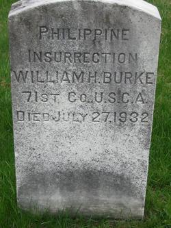 William H Burke