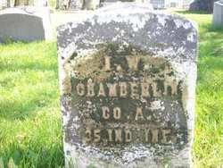 Isaac W Chamberlin