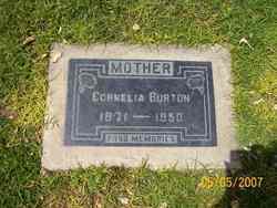 Cornelia Burton