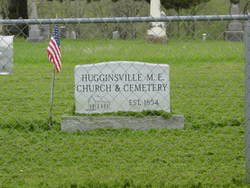 Hugginsville Cemetery