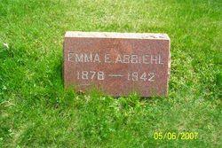 Emma Elizabeth <I>Fore</I> Abbiehl