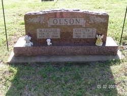 Helen Lucille <I>Isaacson Olson</I> Hoffman