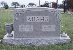 Emma Frances <I>Baird</I> Adams