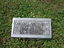 Carson Lee Abernathy