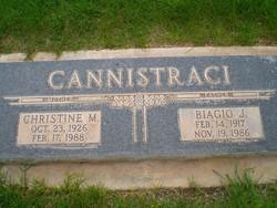 Biagio J Cannistraci