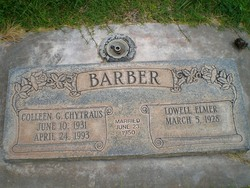 Colleen Gloria <I>Chytraus</I> Barber
