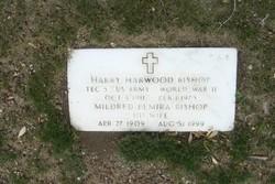 Harry Harwood Bishop