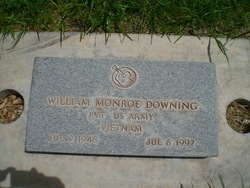 William M Downing