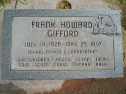 Frank Howard Gifford