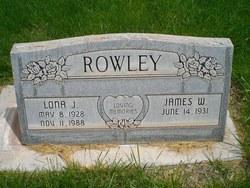 Lona Griffith Rowley