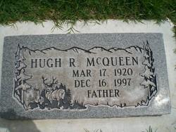 Hugh R McQueen